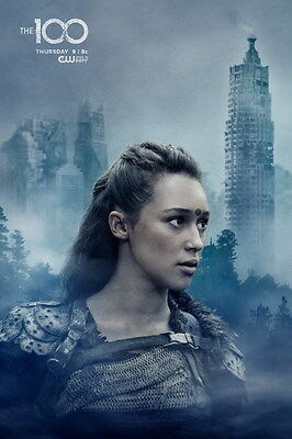 "8628 Hot Movie TV Shows - The 100 22 14""x21"" Poster"