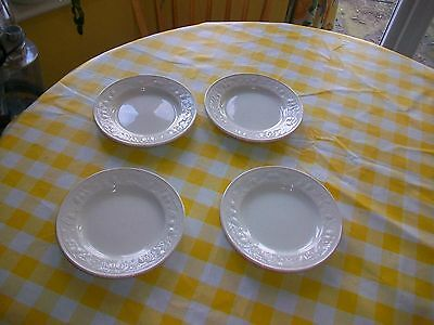 Vintage BHS Lincoln-set of 4 side plates