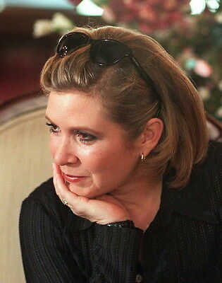 """MX18062 Carrie Fisher - American Actress Princess Leia Star 14""""x17"""" Poster_18062"""