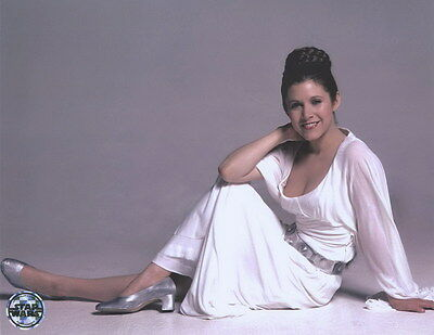 "MX18129 Carrie Fisher - American Actress Princess Leia Star 18""x14"" Poster"