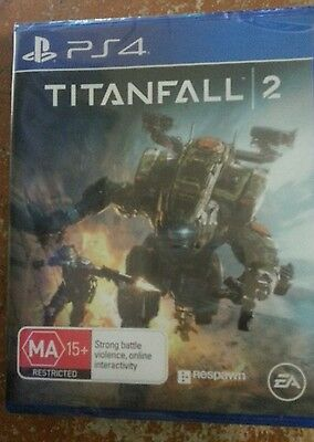Titanfall 2 ps4 brand new sealed