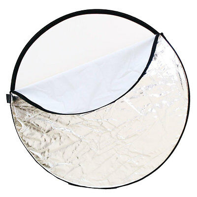 """24"""" inch 5in1 Light Mulit Collapsible Disc Panel Reflector for Photography 60cm"""