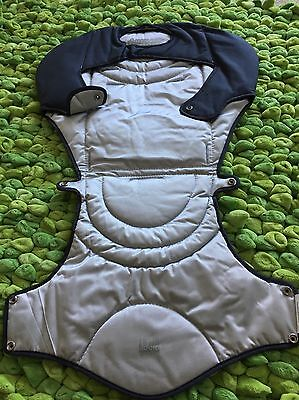 Bebe Confort Maxi Cosi - Loola / Up Seat Liner ONLY - Starlight Grey 1