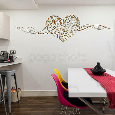 Home Room Decor Art Wall Stickers Bedroom Removable Decals Mural DIY