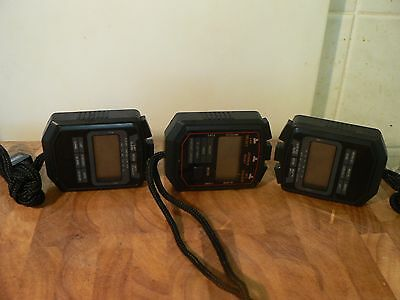 digital stopwatch 3 off new in boxes