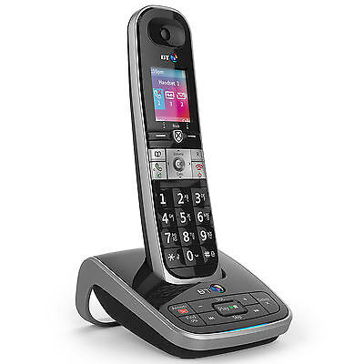 BT 8610 Single - Advanced Call Blocker - Digital Cordless with Answer Machine