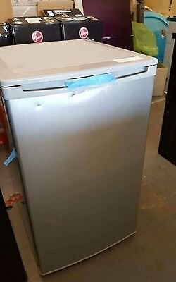 Swan Under Counter Silver Freezer Free Standing 73 Litre SR8090S (s)