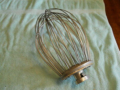20QT Quart Wire Whip Whisk  Used for hobart mixer