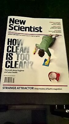 New Scientist - 14th January 2017 Edition (Read once) Vol.233 No.3108