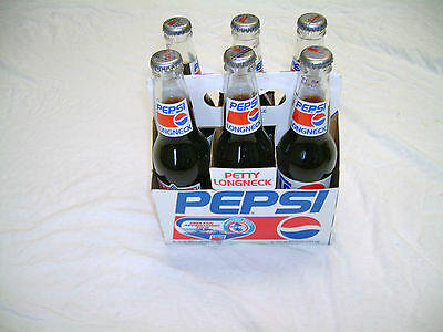 Richard Petty Pepsi Longneck Six Pack, Late 90's Collectibles