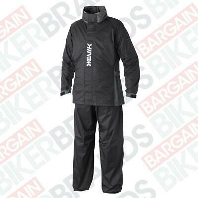 Hevik HRS109 Twister W/proof Motorcycle 2 Piece Over Suit Rain Suit - REDUCED