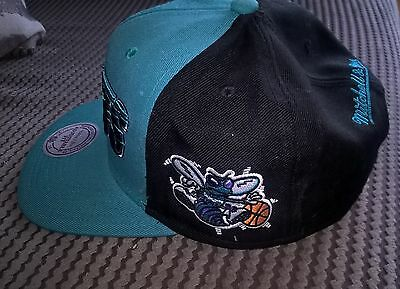 Hornets Mitchell & Ness snapback official Cap