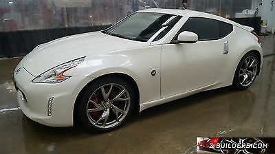 2013 Nissan 370Z Nismo Coupe 2-Door 2013 Nissan 370Z 3.7V6, Salvage Title, Repairable, Rebuildable #380883