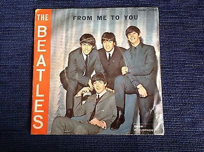 THE BEATLES FROM ME TO YOU Rare Italy 1964 45 Great Wax