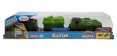 Thomas And & Friends Gator Trackmaster Train With Carriages  Vehicle | Pound Toy