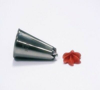 Jem Cake & Sugarcraft - Piping Icing Nozzle - Drop Flower Tube Small - No. 106