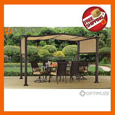 Garden Oasis 9x10 Pergola with Heavy Duty Posts 34471 79999