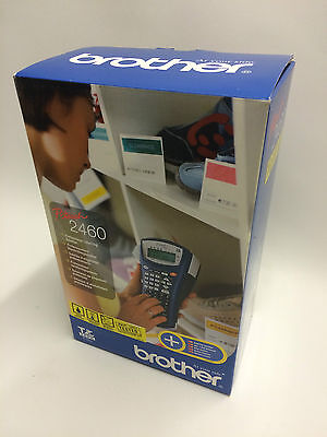 Brother P-touch 2460 Label Maker