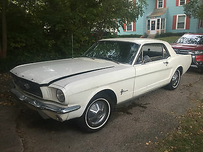 1966 Ford Mustang Sprint 1966 Rust free California Mustang Sprint