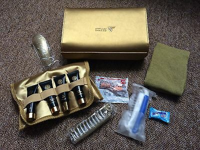 Oman Air First/ Business Class Amenity Kit