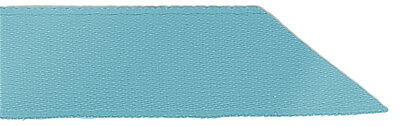 Signature Double Face Satin Ribbon - 317 Misty Turquoise - 7mm - Full Roll