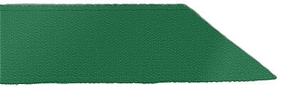 Signature Double Face Satin Ribbon - 587 Forest Green - 7mm - Full Roll
