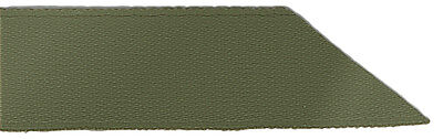 Signature Double Face Satin Ribbon - 570 Moss Green - 15mm - Full Roll