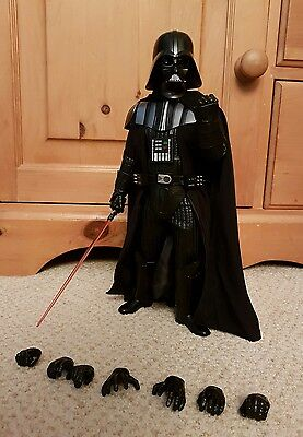 Hot Toys Darth Vader MMS279 1/6 Figure Star Wars A New Hope