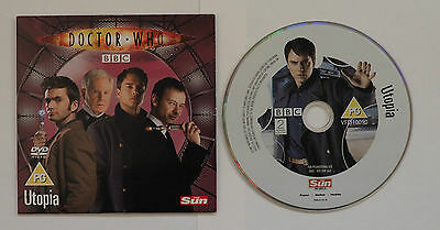 DR WHO/ DOCTOR WHO - UTOPIA - Promo DVD