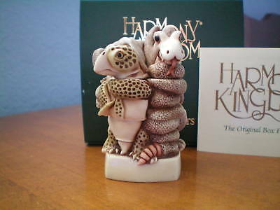 Harmony Kingdom Sweet Sixteen Elephant Turtle Snake Kangaroo UK Made BoxFigurine