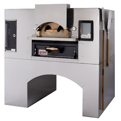 Marsal WF-42 Gas-Fired Deck-Type Wave Flame Pizza Oven