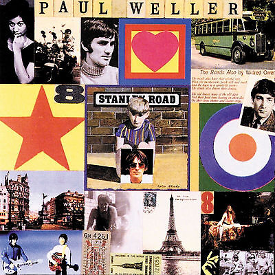 Paul Weller ~ Stanley Road ~ Limited Edition Vinyl Lp ~ *new And Sealed*