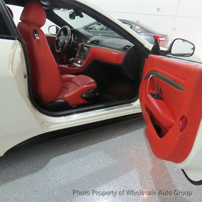 2012 Maserati Gran Turismo 2dr Coupe S FULLY LOADED !! BEST COLOR  !! PERFECT! CONDITION !! NATIONWIDE SHIPPING
