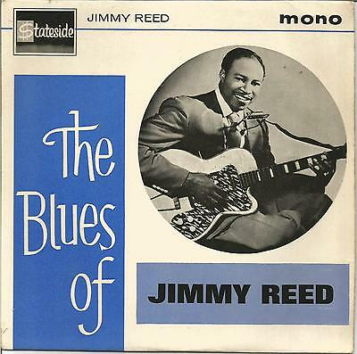 Jimmy Reed - The Blues Of Jimmy Reed  E.p.