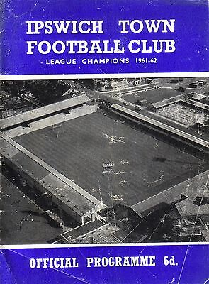 IPSWICH v MANCHESTER CITY 1966/67 FA CUP