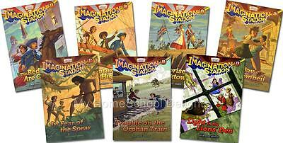 New IMAGINATION STATION SERIES SET of 7 Books #13 - 19  Adventures in Odyssey