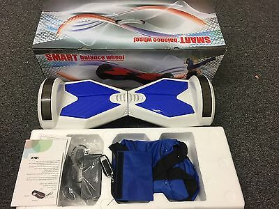 """CE-certified 8"""" E-Balance Scooter 2 Wheel Electric Scooter Hover Skateboard-NEW"""