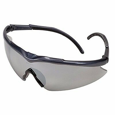 Safety Works Essential Euro Safety Glasses, Silver Mirror