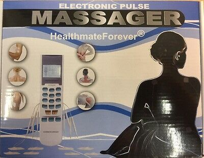 FDA Cleared HealthmateForever YK15 TENS unit Handheld massager Electrotherapy
