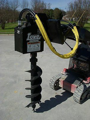 "Toro Dingo Mini Skid Steer Attachment Lowe 750 Auger Drive 12"" Bit - Ship $199"
