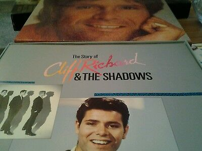The Best Of Cliff Richard And The Shadows Complete Box Set