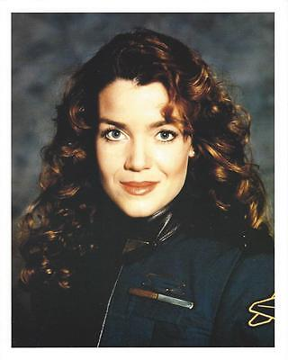 CLAUDIA CHRISTIAN / BABYLON 5 FIVE 8x10 photo (B) ~ Susan Ivanova