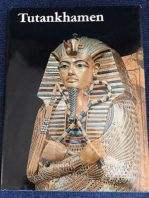 Tutankhamen: Life and Death of a Pharaoh, Christiane Desroches-Noblecourt 1978