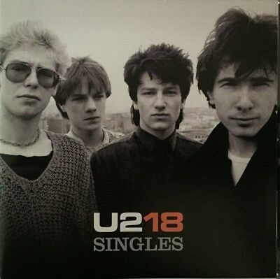 U2 18 Singles CD. Special Edition. Brand New & Sealed