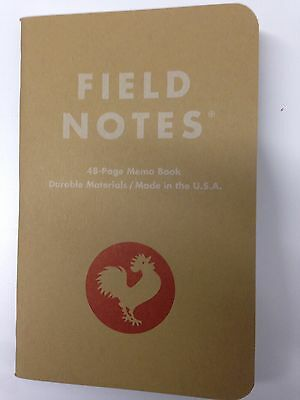 Field Notes Tournament of Books 2017 single
