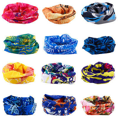 Man's/Woman's Multi-functional Headscarf Outdoor Wrap Magic Cowl/Snood Headband