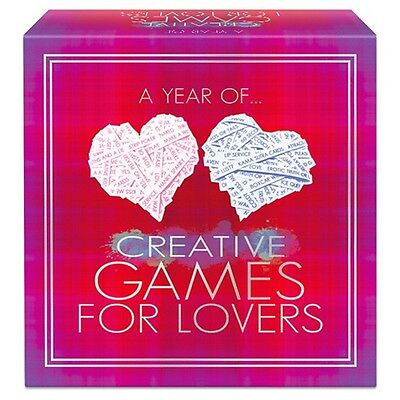 Kheper Games A Year of Creative Games for Lovers Erotik Sex Spiel Game UK |28