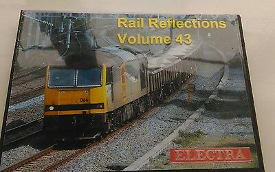 Rail reflections volume 43 Electra films DVD