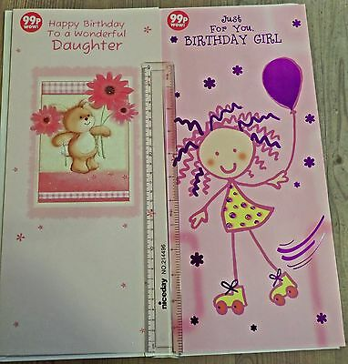 WOW £19.80 SALE BARGAIN 20 LARGE 15 x 17  MIXED CUTE GREETING & BIRTHDAY CARDS