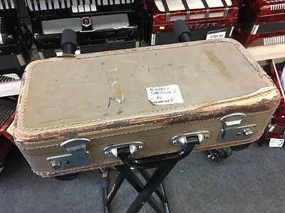 Hard Case For Clarinet - Quite Tatty!